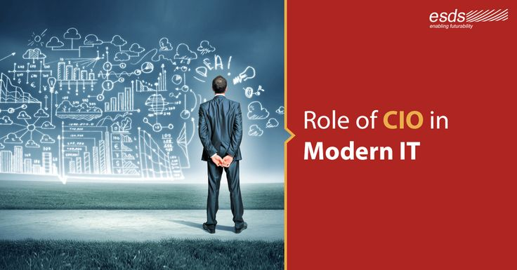 Evolving CIO's role in Modern Enterprise IT!  The right priorities the #CIO should focus on to approach for solutions & get the most out of #IT for reaching #businessgoals for modern #enterprises. Read more!
