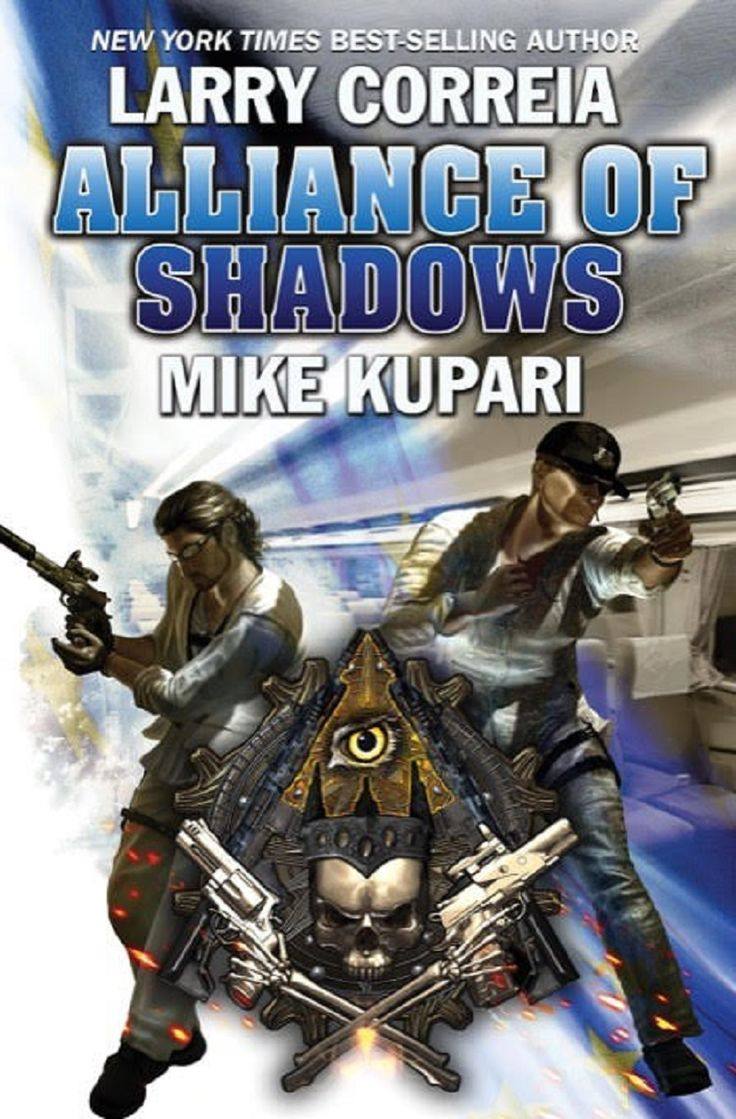 Alliance Of Shadows Is An Enthralling, Entertaining, And Action Packed Ride  That You Simply