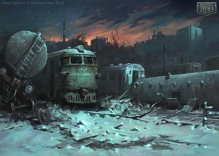 """""""Railway hub"""""""