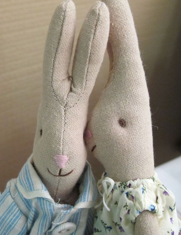Rabbit's kiss