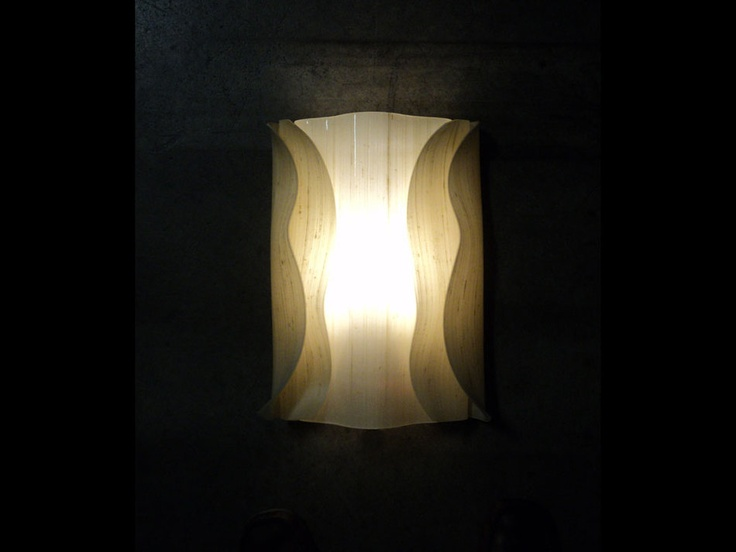 3 Form   Layered Sconce