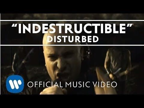 Disturbed - Indestructible [Official Music Video] - YouTube