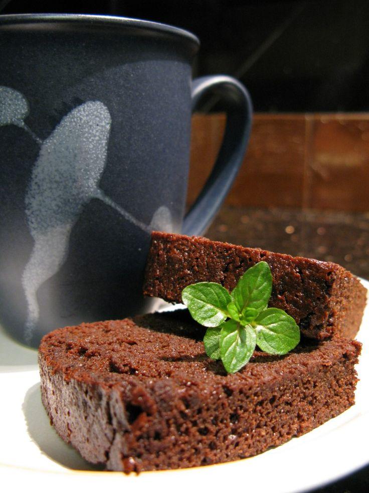 Mexican Chocolate Coffee Cake  #ThePaleoMom