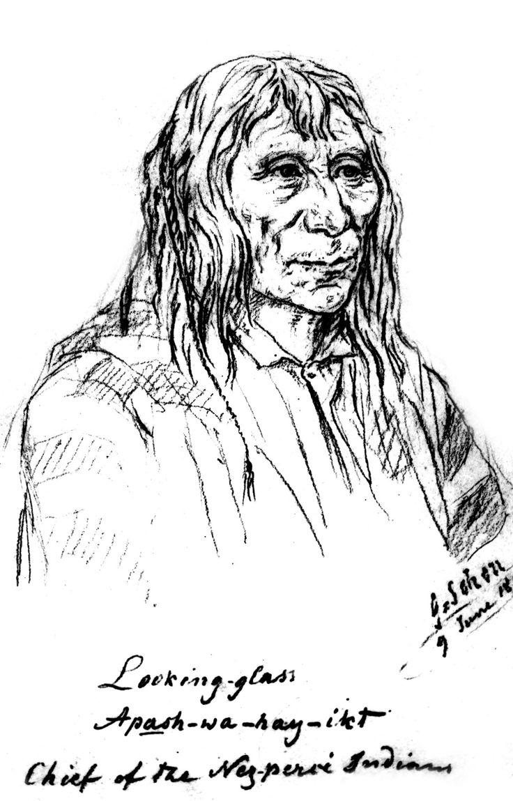 Apathwahayikt (Specchio), Nez Percé
