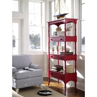 60 best etagere images on pinterest home ideas apartments and choose a larger piece of furniture like this etagere in red as your accent solutioingenieria Image collections