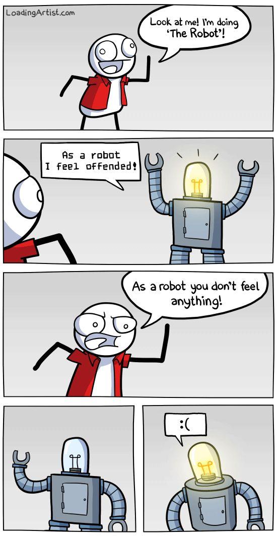 Do The Robot - Loading Artist
