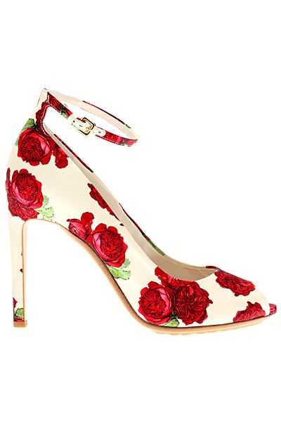 Moschino-These would look great with a 50's style dress with full skirt and ruffles!