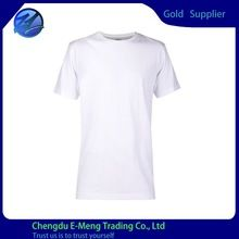 Short Sleeves Custom Made O-neck Blank Basic White   best buy follow this link http://shopingayo.space