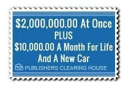 PCH Sweepstakes | enter to win the $10,000,000.00 Publishers Clearing House sweepstakes ... I cynthia dehler wants to claim this prize