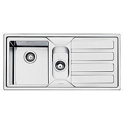 ... stainless steel sink rh drainer sink 239 smeg sink stainless steel