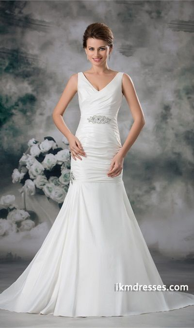 http://www.ikmdresses.com/breathtaking-Taffeta-Sleeveless-V-neck-Mermaid-Trumpet-p23391