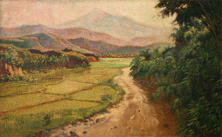 Carel Lodewijk Dake Jr. - Gunung Salak