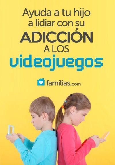 Ayuda a tu hijo lidiar con su adicción a los videojuegos