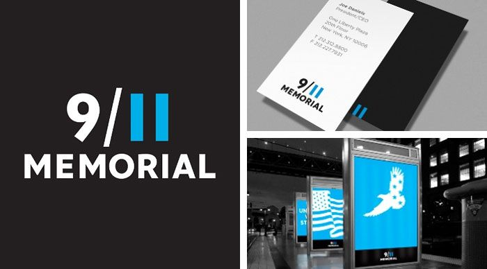 """National September 11 Memorial & Museum"" (http://www.911memorial.org/) by Landor AssociatesHttp Www 911Memorial Org, 911 Memories, Forget 911, Http Www 911Memori Org"