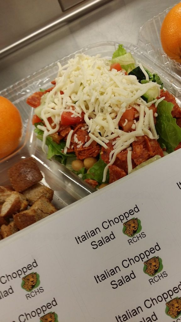 El Monte City School District Lunch Menu
