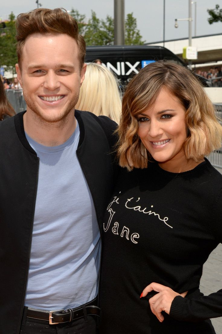 Olly murs black t shirt x factor -  X Factor 2015 Caroline Flack And Olly Murs To Miss Judges Houses As