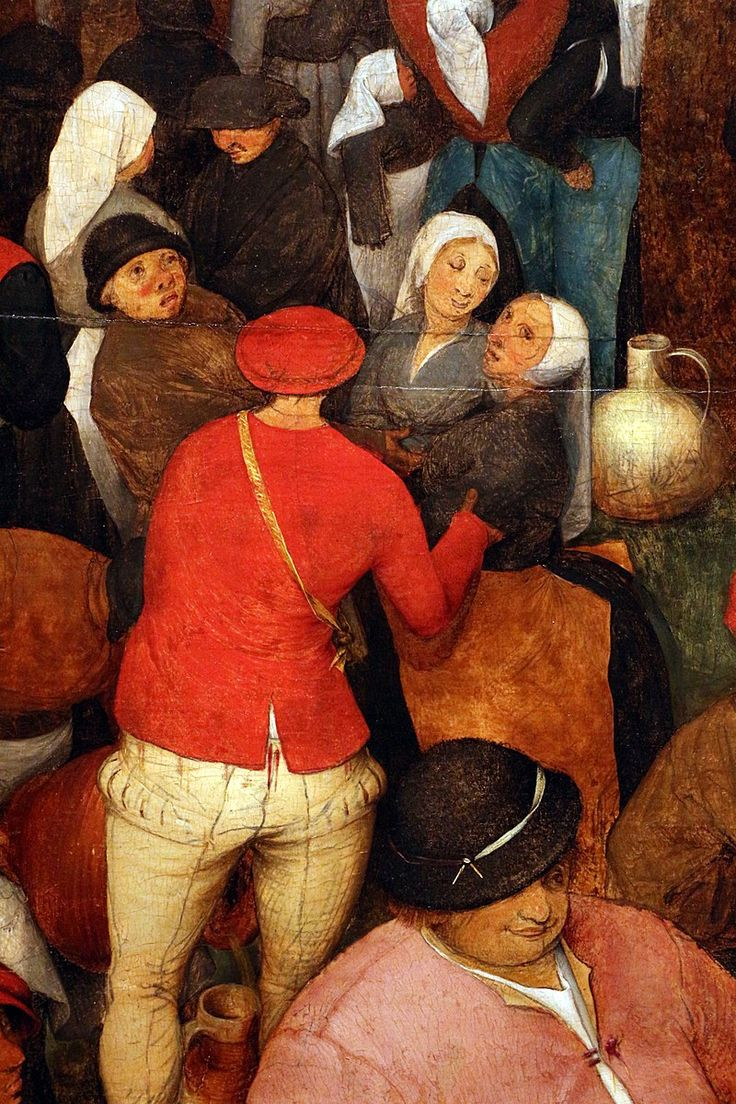 The Wedding Dance By Pieter Bruegel Elder Detroit Institute Of Arts