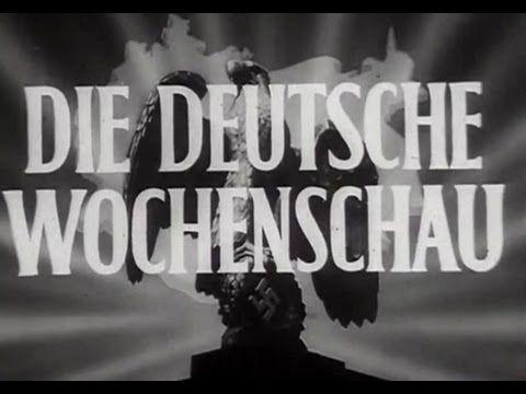 Deutsche Wochenschau 1940 - Propaganda pur