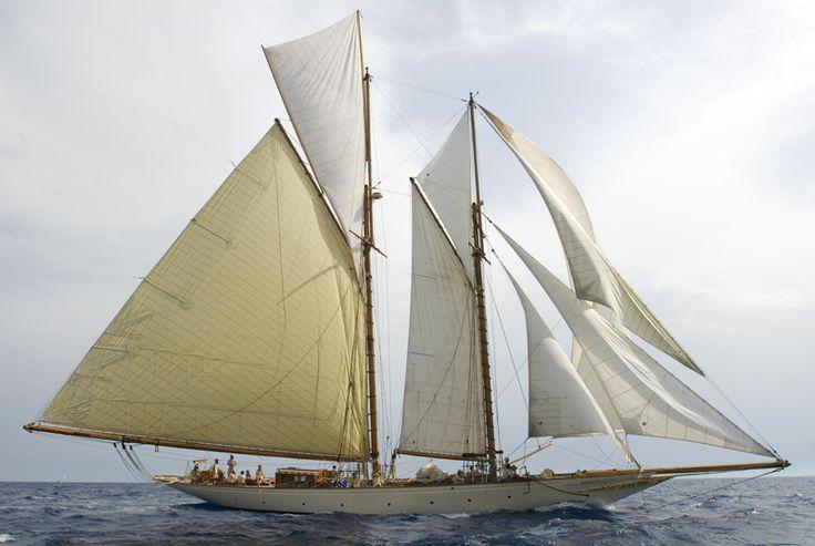 797 besten schooner yacht 2 bilder auf pinterest partyboote segelschiffe und klassisches segeln. Black Bedroom Furniture Sets. Home Design Ideas