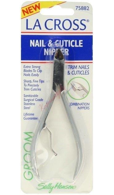 Sally Hansen La Cross Nail & Cuticle Nipper Precision Nail and Nail Cuticle 758 #SallyHansen