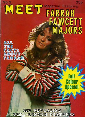 FARRAH - MEET POSTER MAGAZINE 1978