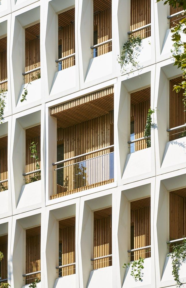 Gallery of Transformation of Office Building To 90 Apartments / MOATTI-RIVIERE - 5