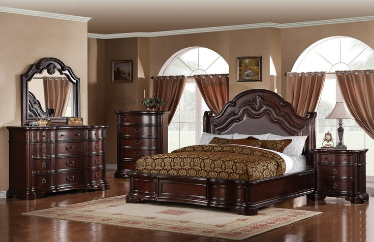 92 best new home furnishings images on pinterest Southampton walnut king bedroom collection