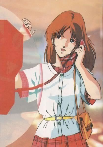 Lisa Hayes Robotech | De que personaje de anime te has enamorado? - Página 14 - Foros Perú