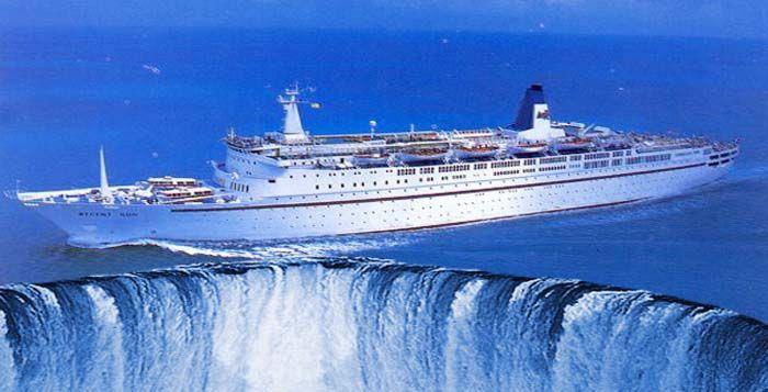 Segitiga Bermuda Menelan Banyak Kapal dan Pesawat