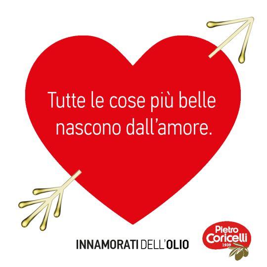 #pietrocoricelli #coricelli #innamorati #olio #olioevo #oliveoil