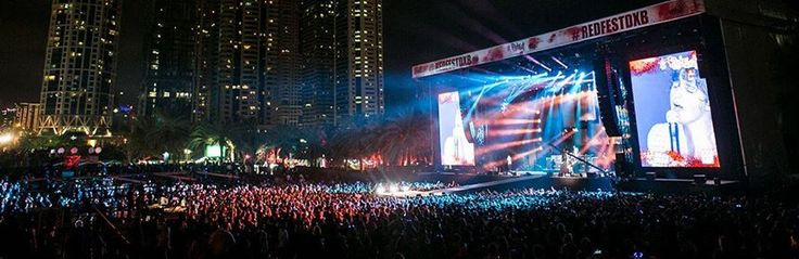 Virgin Radio RedFestDXB 02 February - 03 February 2017 Dubai Media City Amphitheatre Get ready party people, Dubai's critically acclaimed music festival, RedFestDXB, will take over the city for the fourth time running, in 2017. American RnB icon Chris Brown has been announced as day one's headline act for Redfest DXB 2017. He'll be joined by Australian electropop duo The Veronicas and emerging singer/songwriter Daya. Day two will be headlined by none other than former Disney superstar, Demi…