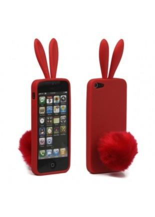 Coque souple en silicone motif lapin rouge pour iPhone 5 http://www.phonewear.fr/15982-thickbox/coque-souple-en-silicone-motif-lapin-rouge-pour-iphone-5.jpg  9.90$