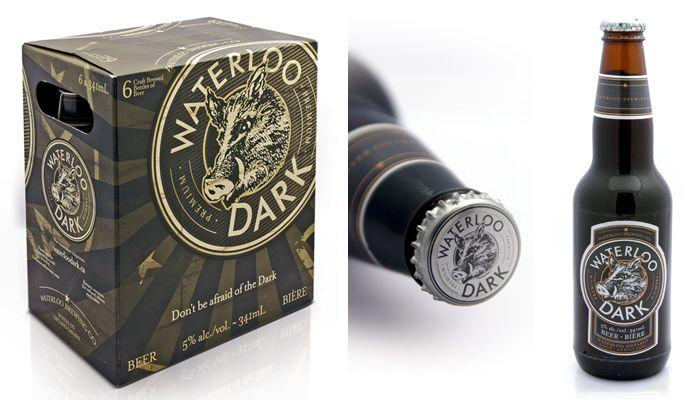 Waterloo dark—quality local product