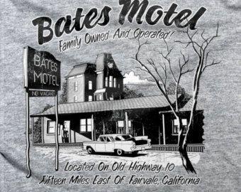 Bates Motel MG1138 Psycho Norman Bates Parody by HitmanDesigns
