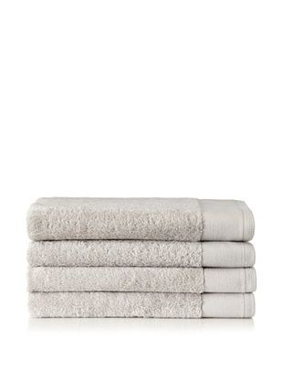 58% OFF Schlossberg Set of 4 Interio Hand Towels, Grey