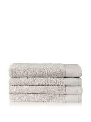 58% OFF Schlossberg Set of 4 Interio Hand Towels, Grey