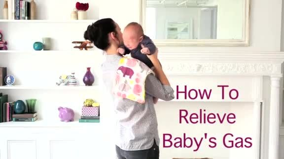 When your baby is gassy, he may need some help to ease the pressure. Try one or all of these soothing steps to relieve baby's gas.