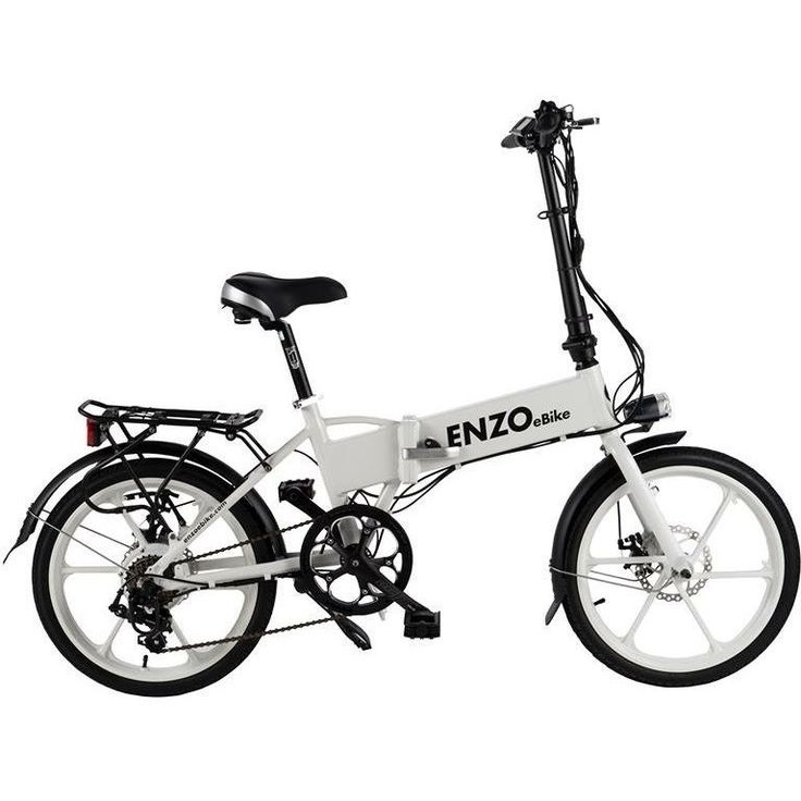 Enzo 36V 350W Electric Folding Bike