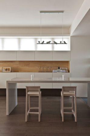 Cocinas con estilo minimalista http://acestudioreformasmadrid.com/disenos-de-cocinas/