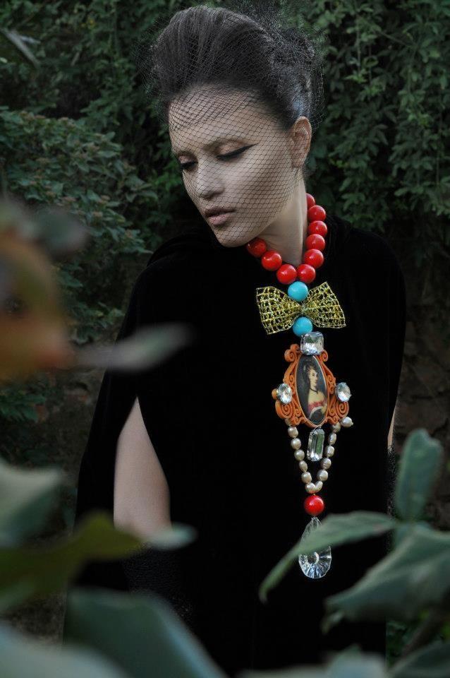 Jewellery by Pericles Kondylatos