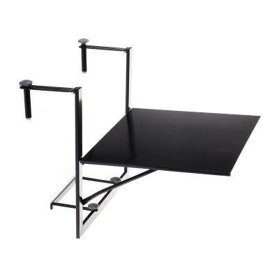 Table de balcon couleur Noire Hespéride | La Redoute Mobile