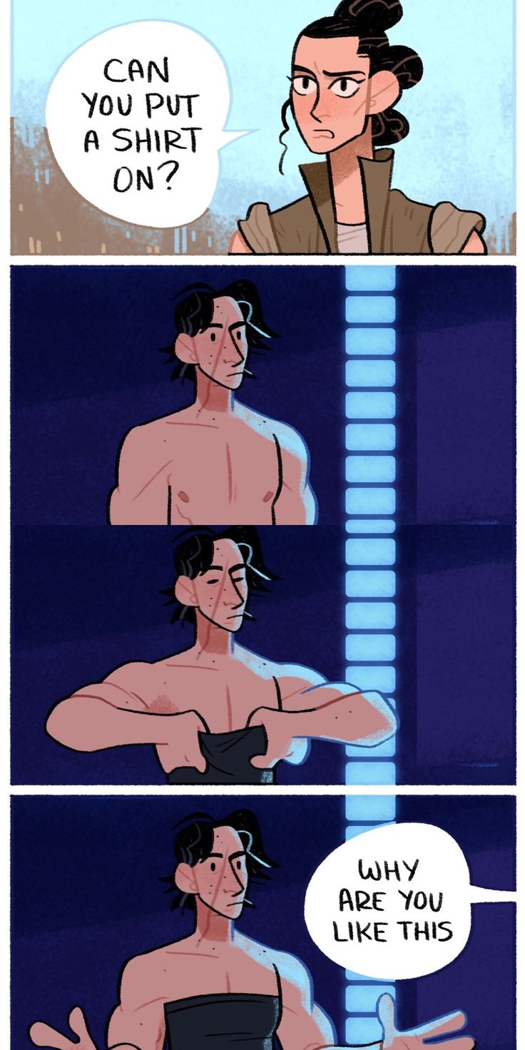 being real here, shirtless ben was the highlight of the film