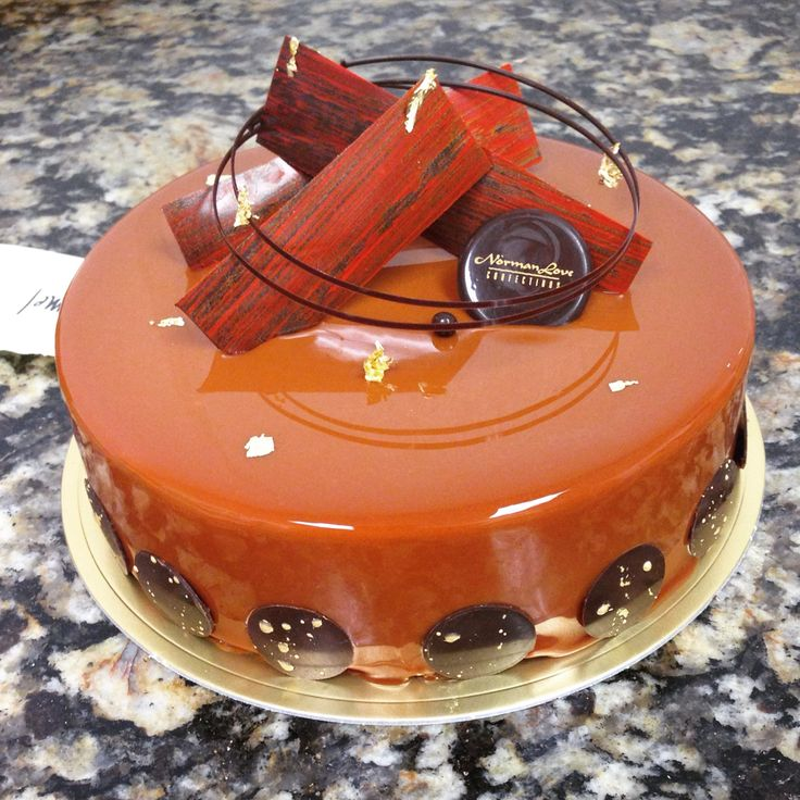 Summer #entremet #pastry #chocolate #normanloveconfections