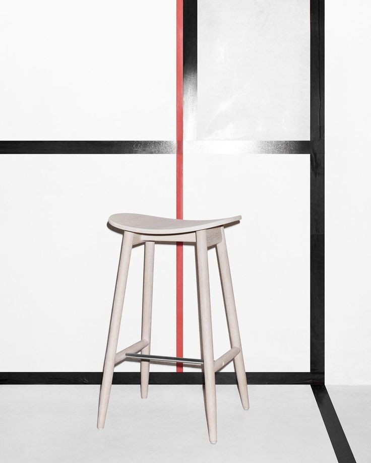 Massproductions - Icha Bar Stool