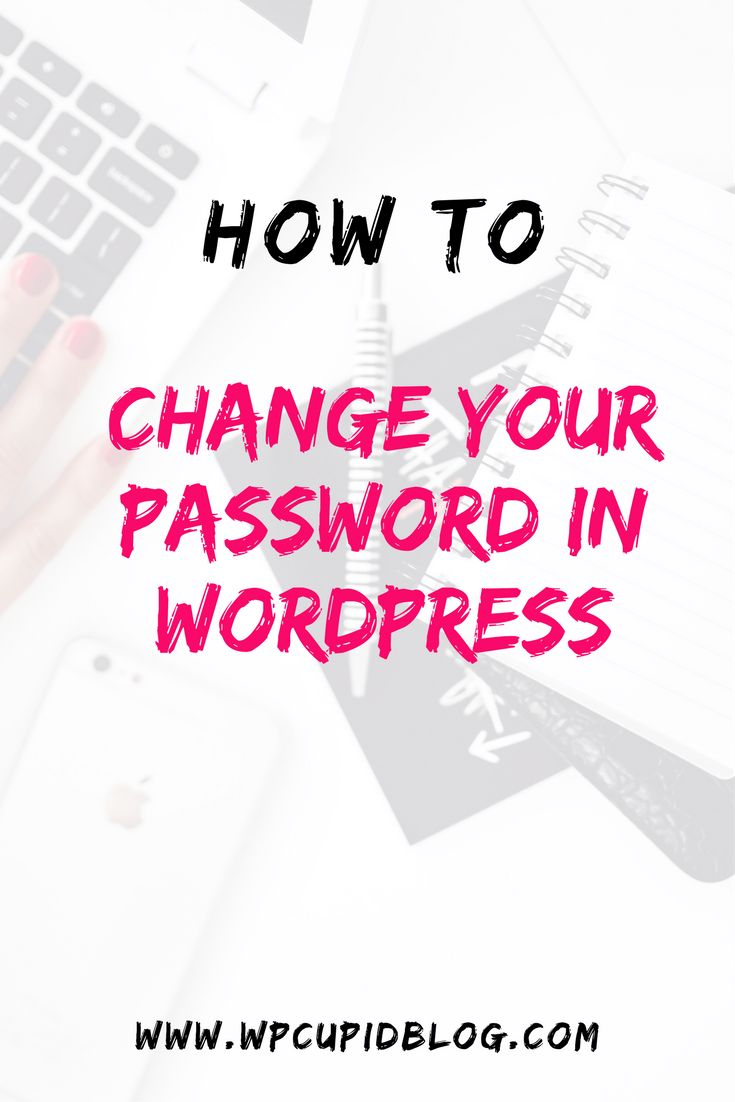 wordpress how to revert change