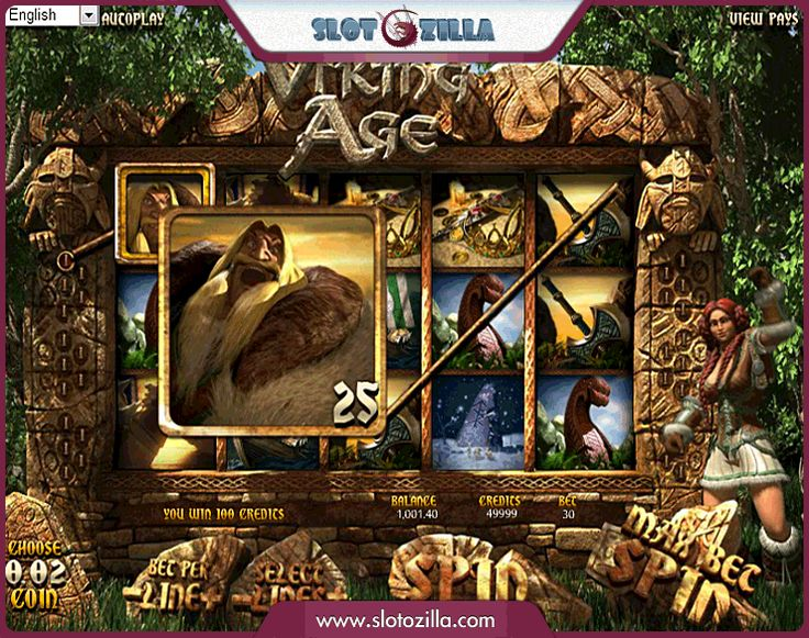 Viking Legend Slot - Play Online for Free Instantly
