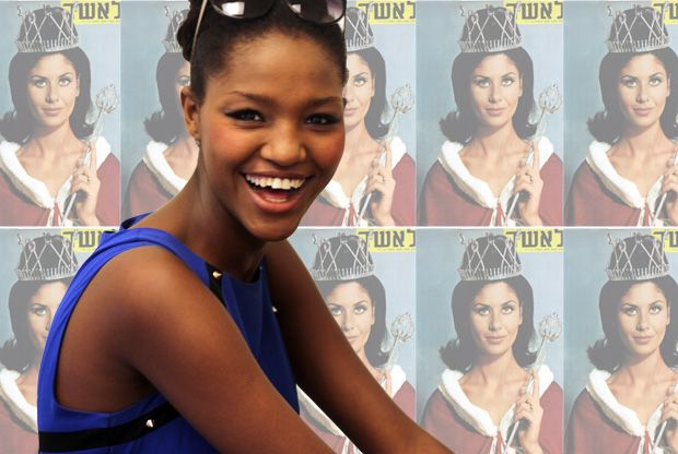 Meet Israel's Blunt, Bold Ethiopian-Born Beauty Queen – Tablet Magazine