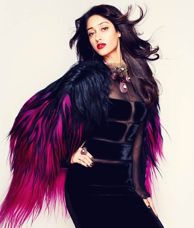 Ileana D'Cruz poses for Harper's Bazaar #Bollywood #Fashion