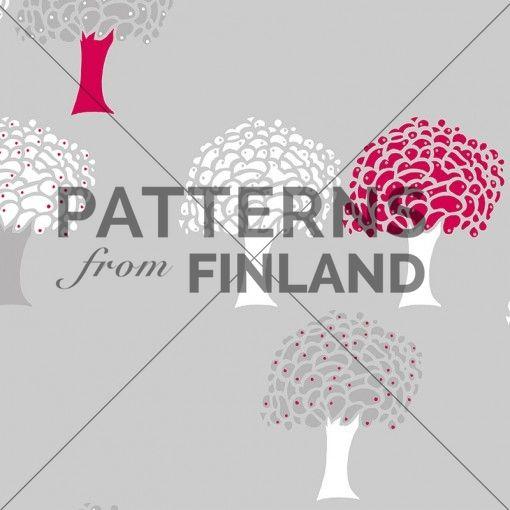 Patterns from Finland / Sari Taipale: Unipuu