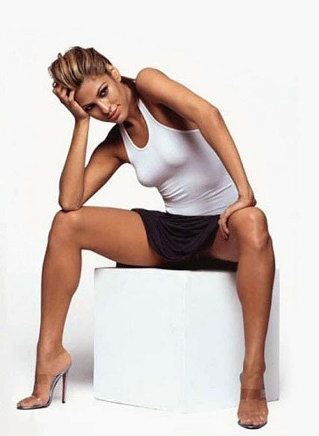 Eva Mendes Airing It Out is listed (or ranked) 22 on the list The 41 Hottest Eva Mendes Photos